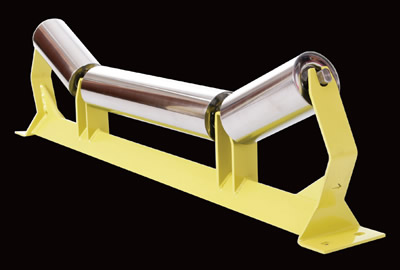 Standard Troughing Rollers & Frames